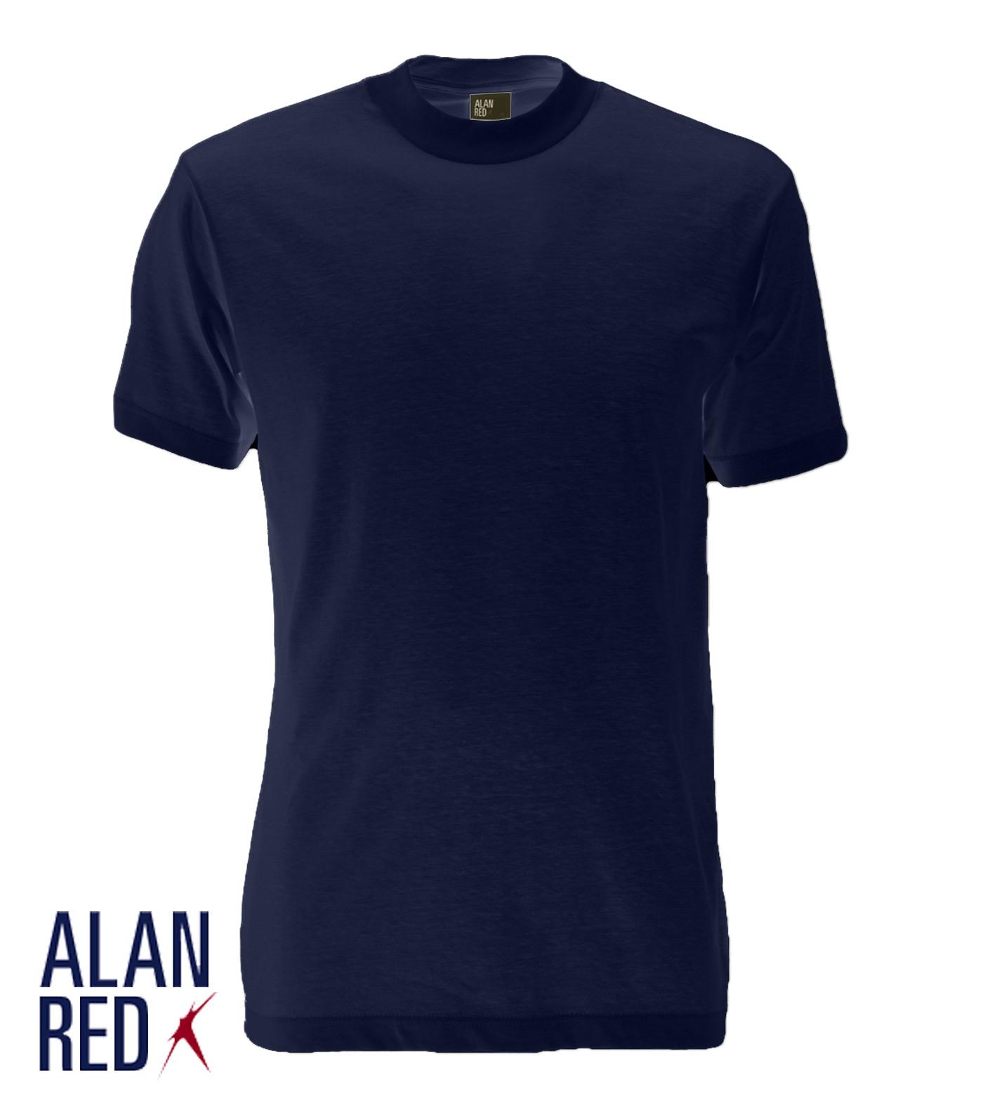 Alan Red Virginia - navy 1-pack