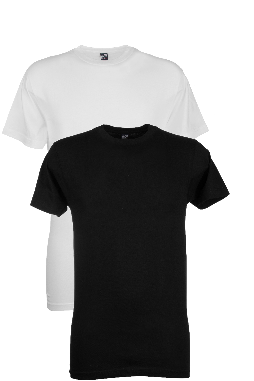 Alan Red Virginia - zwart/wit 2-pack