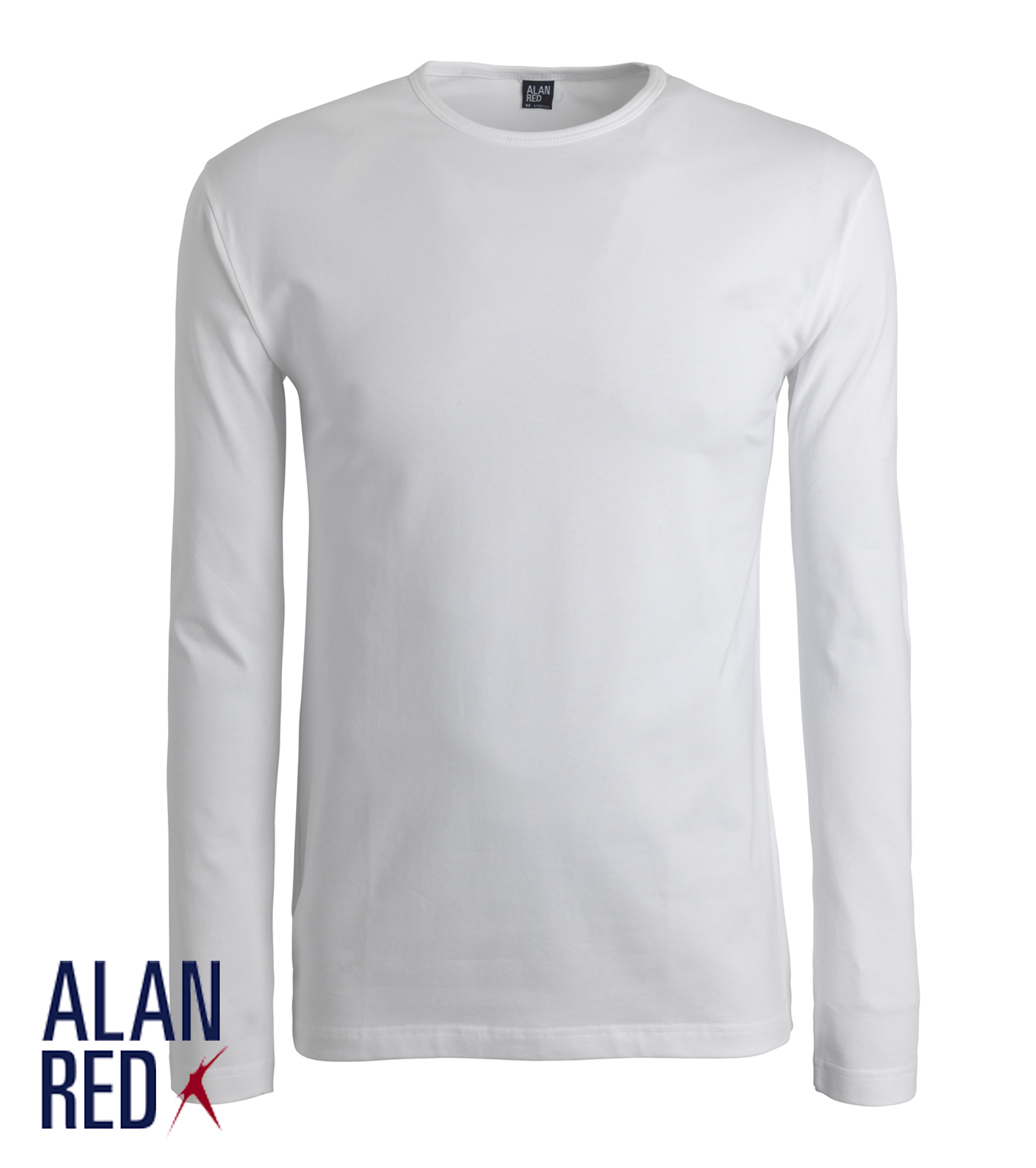 Alan Red Olbia - wit 1-pack