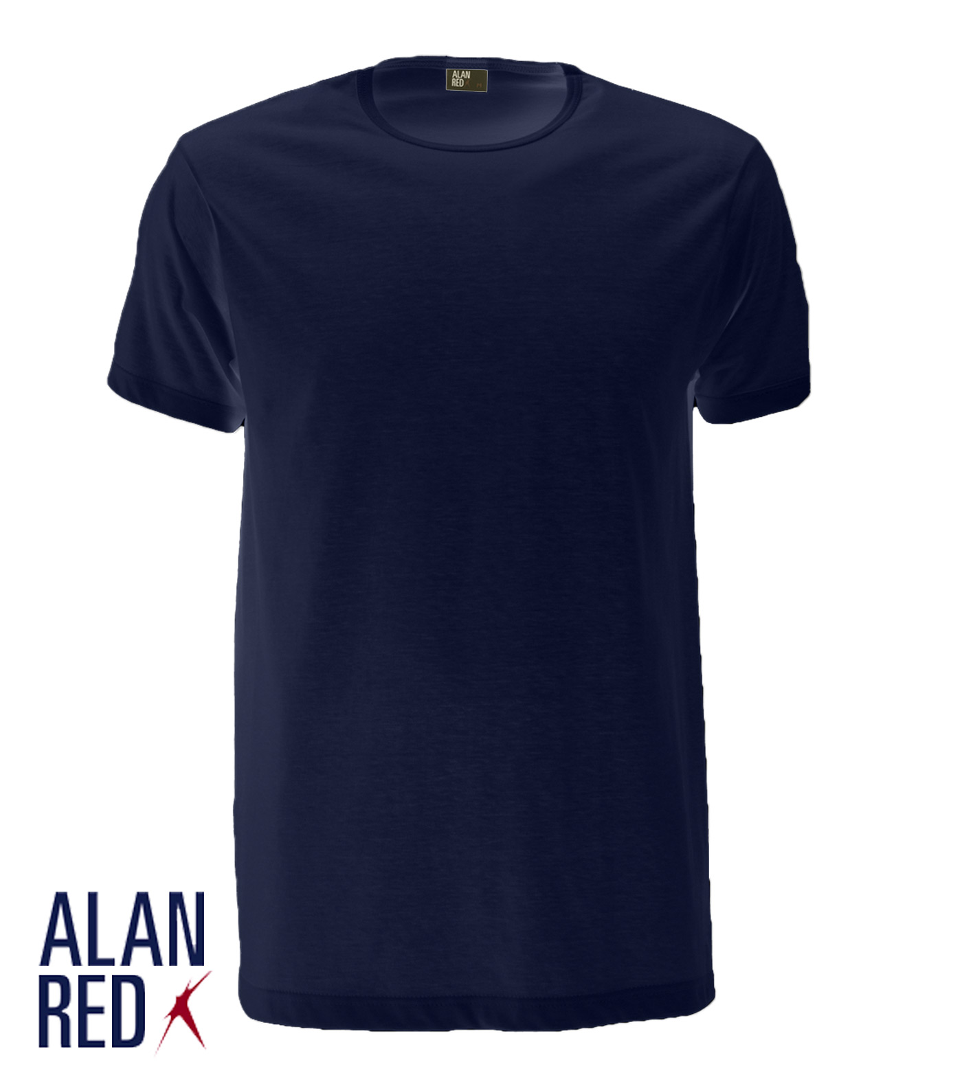 Alan Red Derby - navy 1-pack