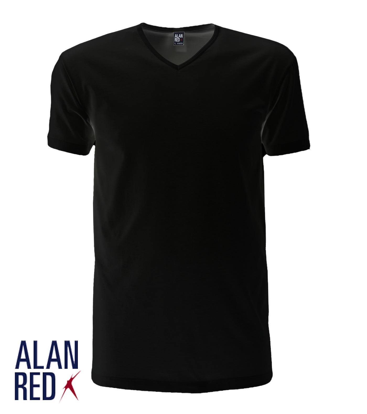 Alan Red Oklahoma stretch - zwart 1-pack